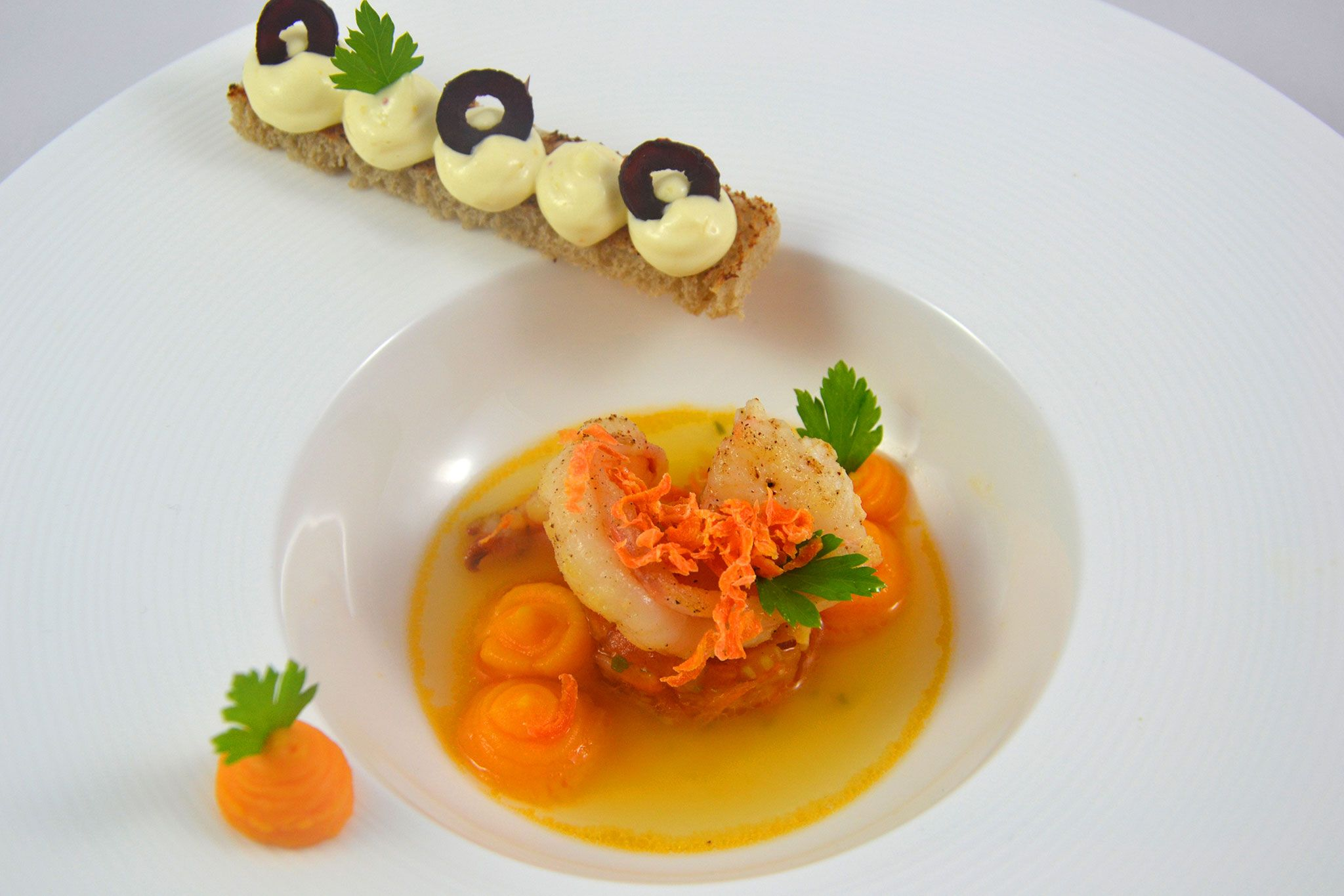 Bouillabaisse-ähnliche Suppe | IRRE KOCHEN
