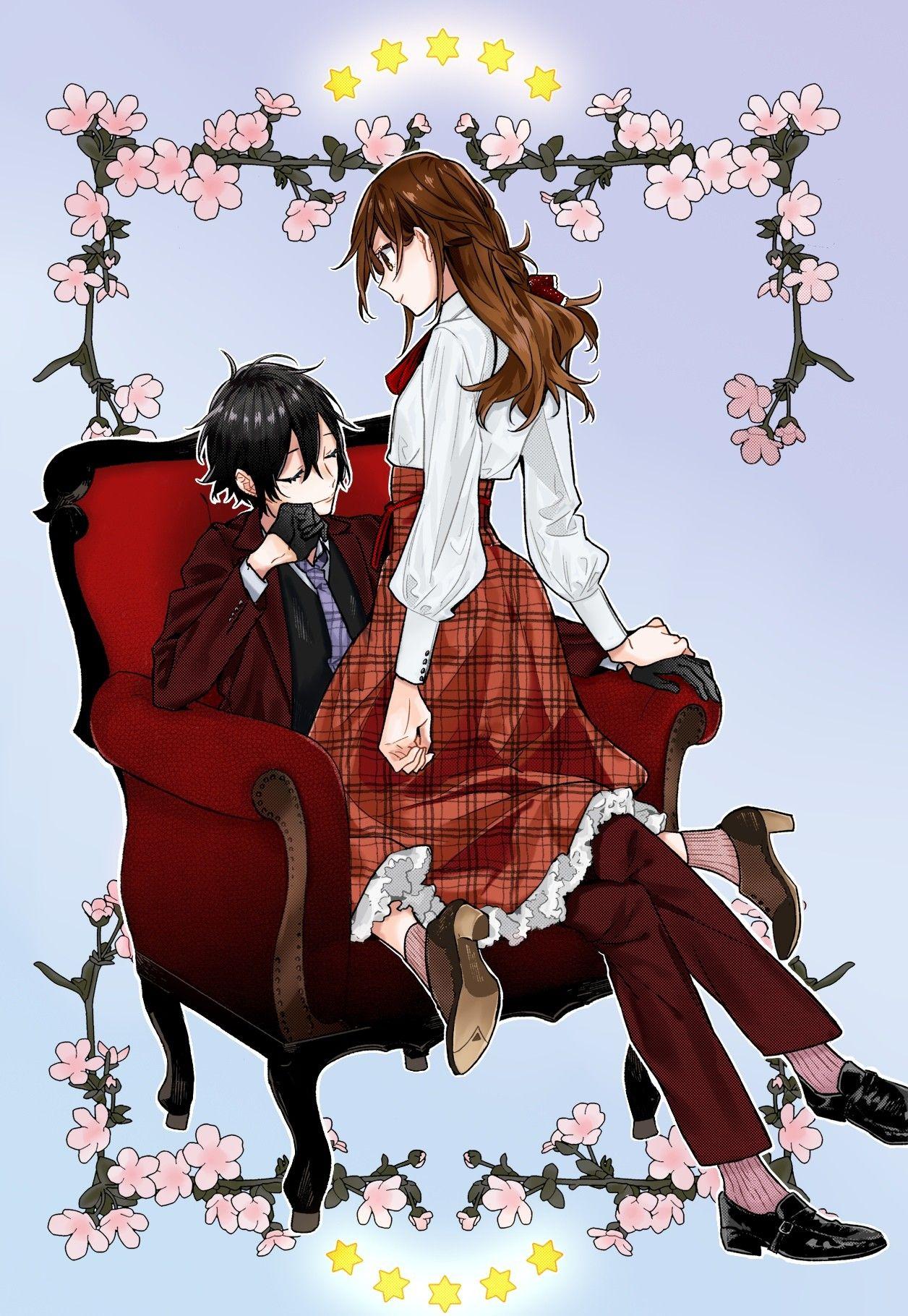 Horimiya em 2020 Anime, Kawaii, Manga