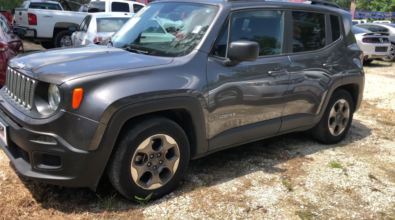 Jeep renegade image by Calimax Auto Sales on SUVs Jeep