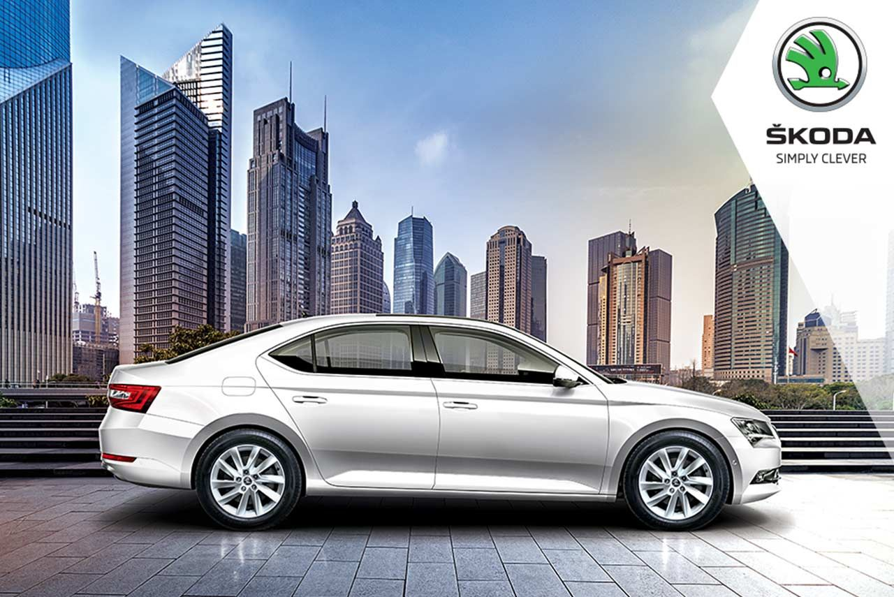 2019 Skoda Superb Corporate Edition Priced At Inr 23 99 Lakh In