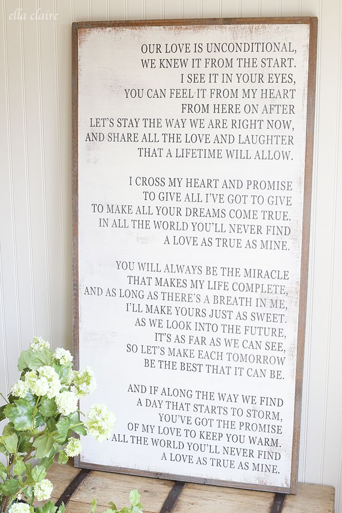 I Cross My Heart Wood Sign Wood Signs Heart Decorations Heart Songs