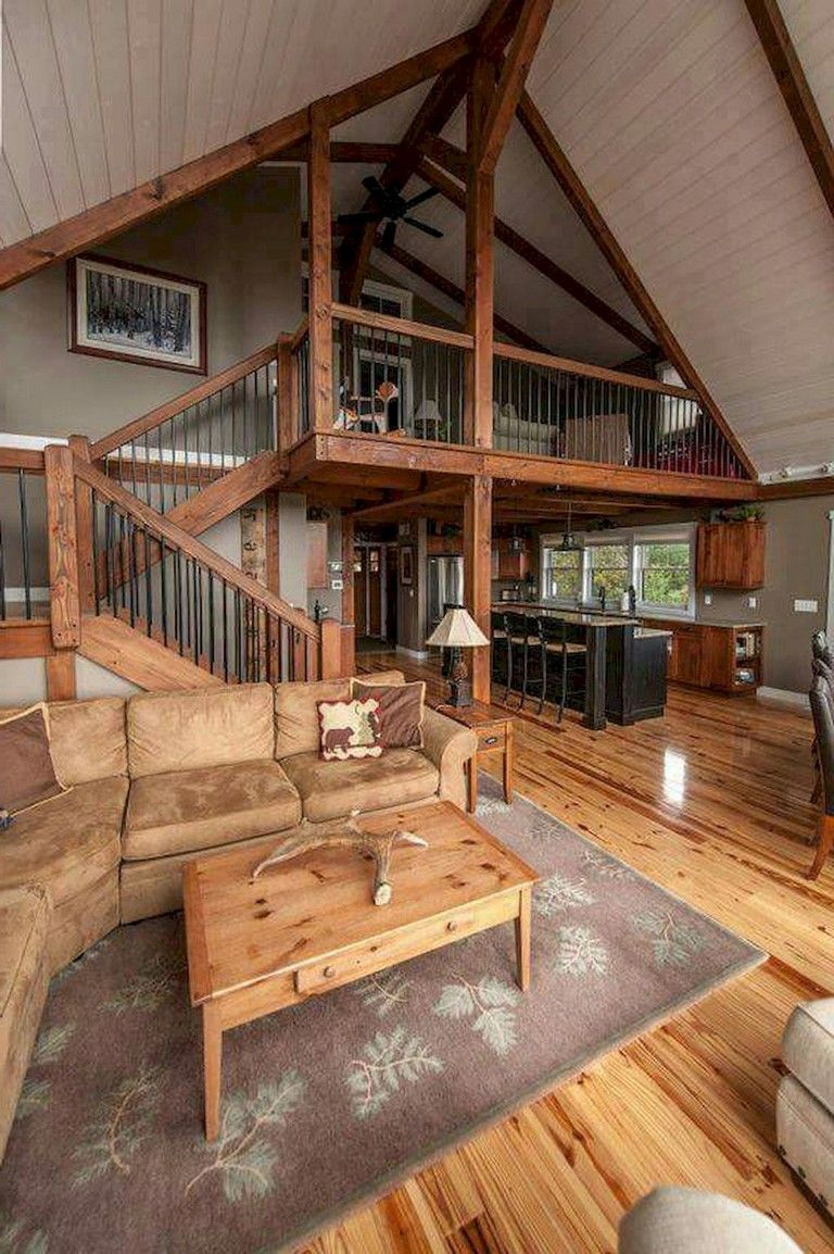 68+ Beautiful and Quaint Cottage Interior Design Decorating Ideas