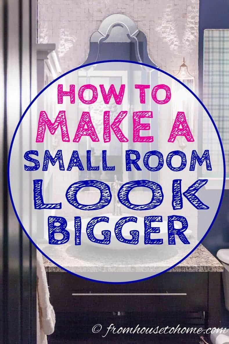 How To Make A Small Room Look Bigger: 11 Small Space Decorating Ideas images