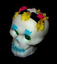 Dia de los Muertos! VEGAN Sugar Skulls!