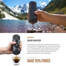 Nanopresso Portable Espresso Maker Bundled with NS Adapter #espressomaker