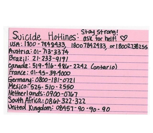 Stop self harm. Suicide hotlines. Repost. | Quotes | Pinterest ...