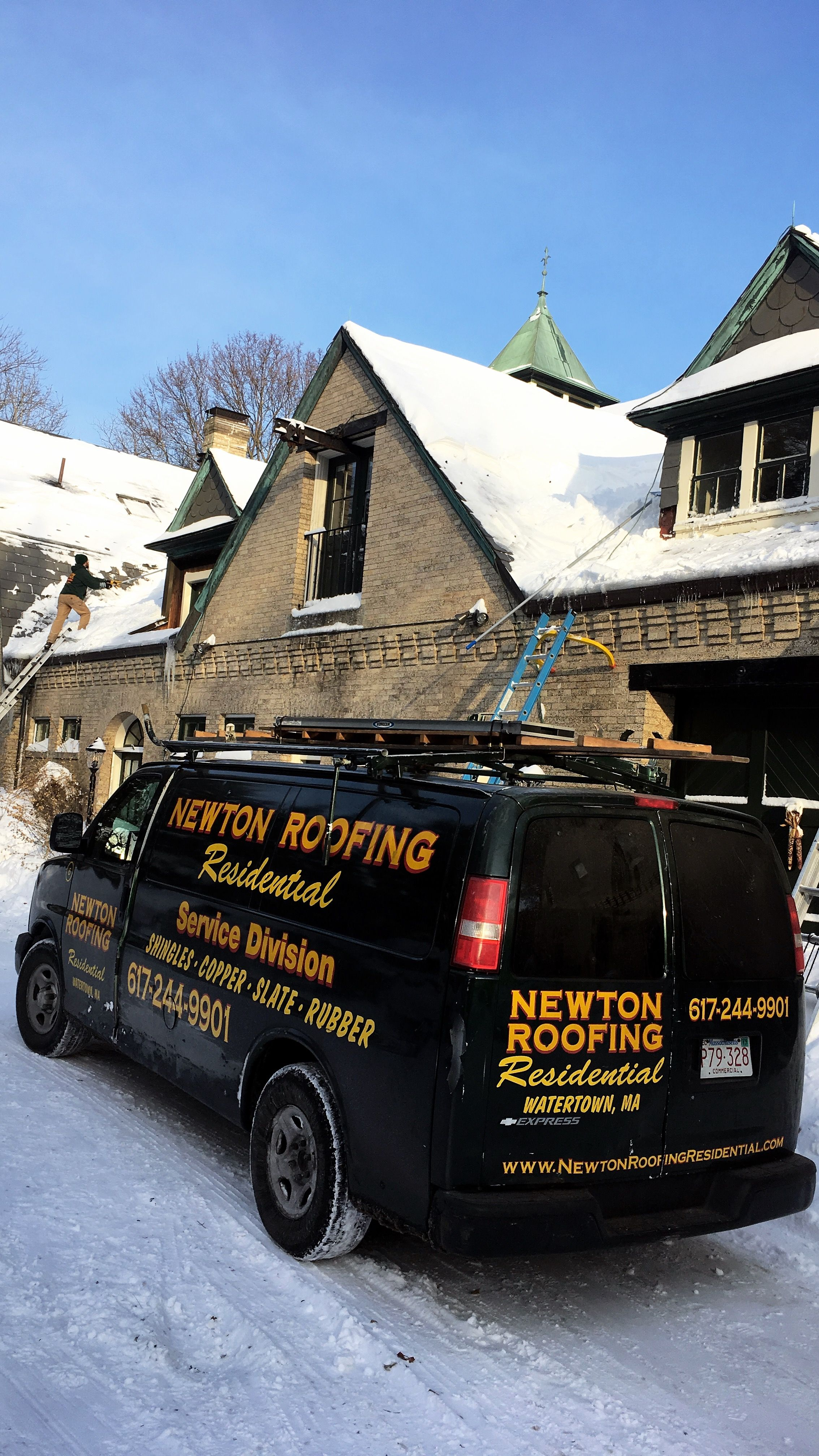 Pin By Newton Roofing Residential T On Ice Dams Roof Problems Ice Dams Roof S