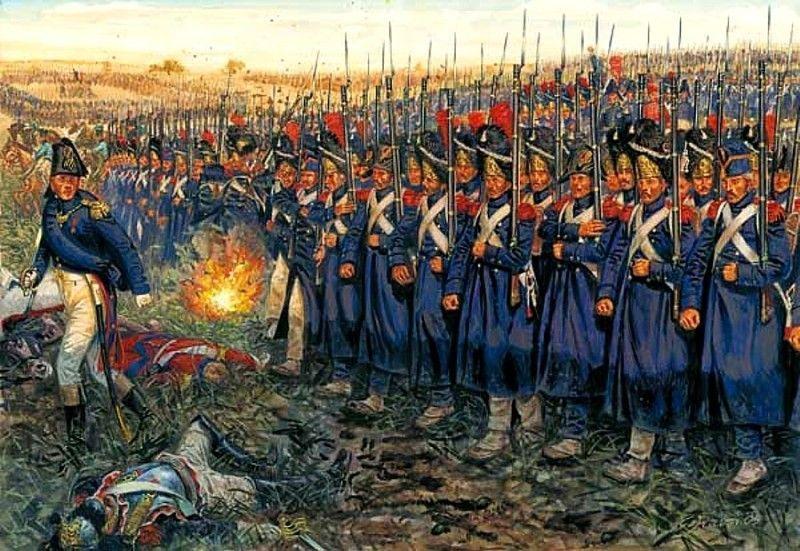 El último ataque de la Guardia Imperial Más en www.elgrancapitan.org/foro