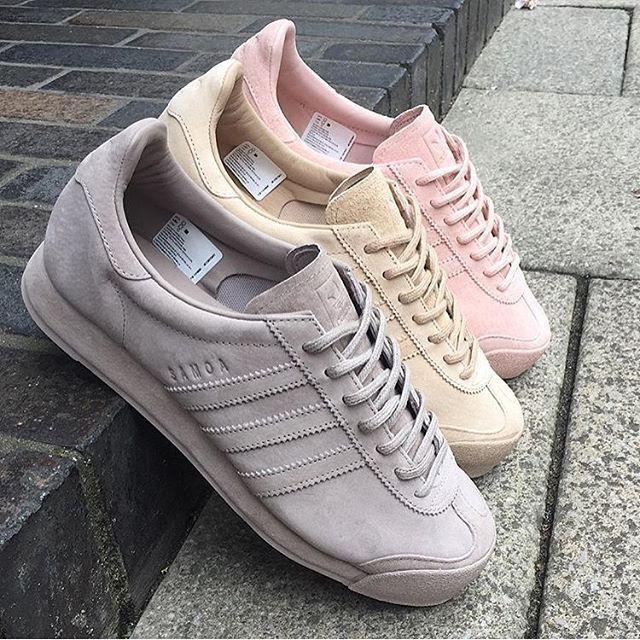 Adidas Originals Samoa pig skin 'Pastel Pack'