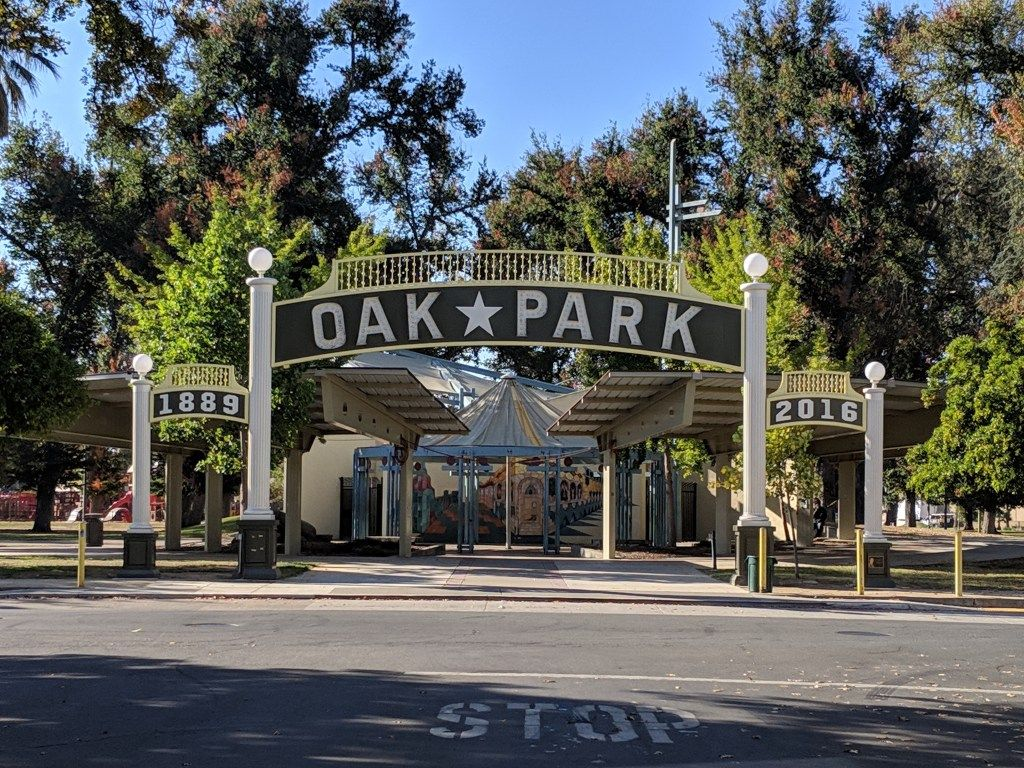 The Park Neighborhoods of Sacramento | Oak park