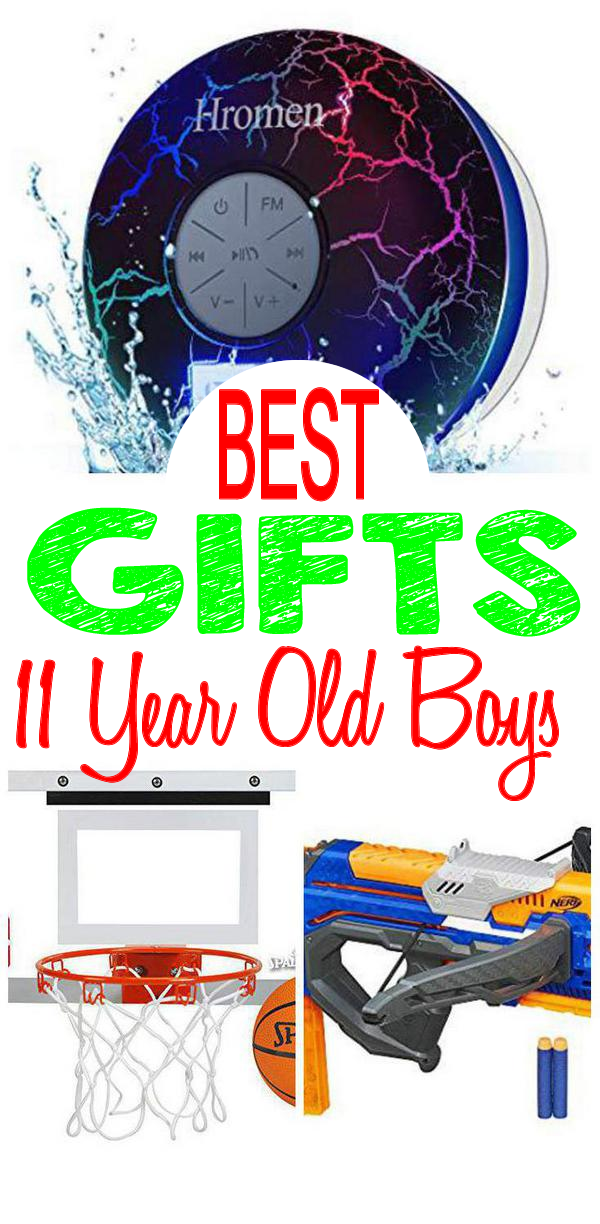 BEST Gifts 11 Year Old Boys Will Love Fun Creative Unique Presents For A 11th Birthday Christmas Or Holiday Find The Most AMAZING Gift Ideas With