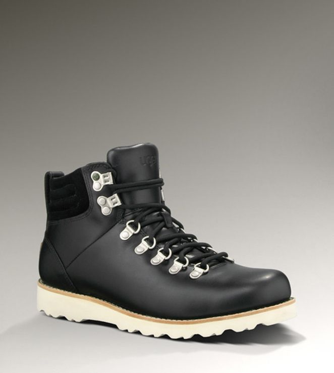 0cffee8d998 UGG Capulin 3238 Black Boots | Mens Ugg Boots Clearance Sale ...