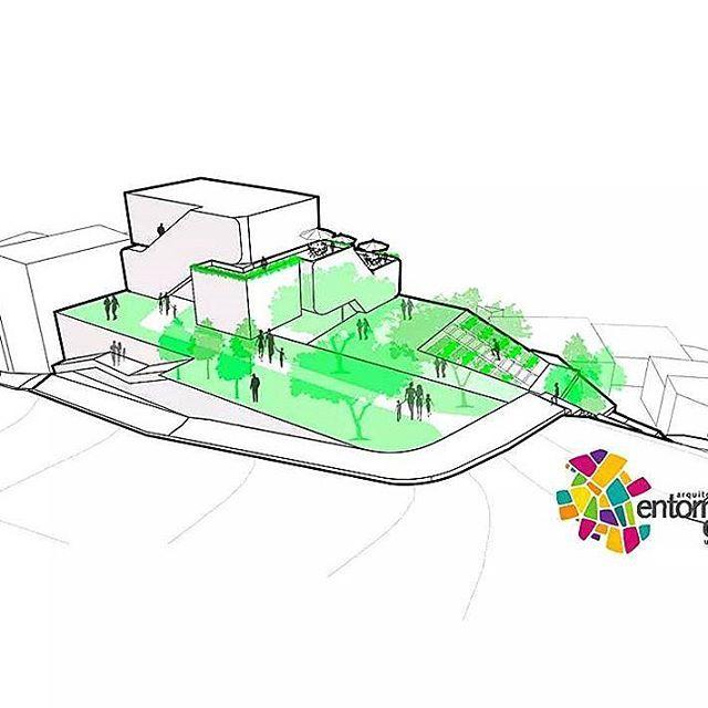 #architecture #arquitectura #architecturedesign #sketch #lifestyle #conceptual #espaciopúblico #espaciosflexibles #integraciónsocial #diseño #design #integral #sostenible #social