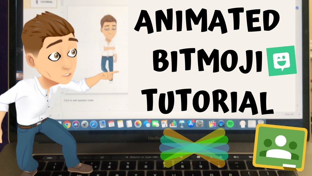 How To Create 3D Animated Bitmojis Tutorial for