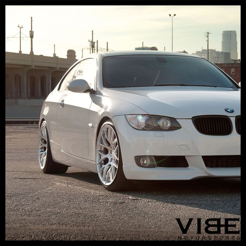 """Bmw Xdrive Meaning: 19"""" AVANT GARDE M359 SILVER CONCAVE WHEELS RIMS FITS BMW"""