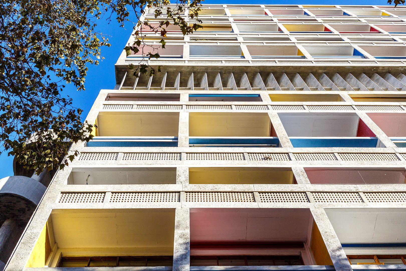 Cité radieuse de MarseilleFrederic Betsch | Frederic Betsch
