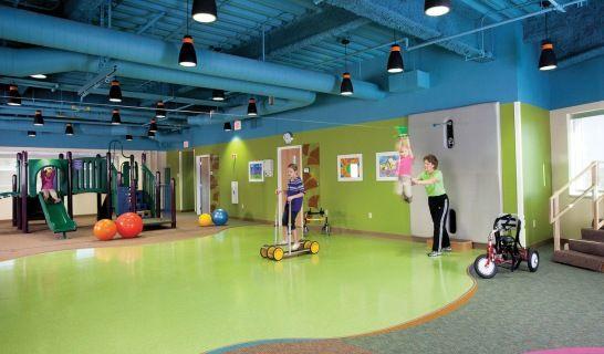 Children S Hospital Medical Center Specialty Pediatric Clinic Hdr Inc Pediatrics Children S Clinic Children Hospital
