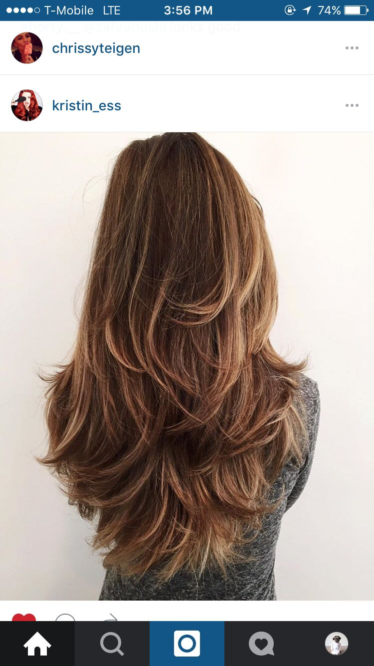 layers | hair on fleek | pinterest | layering, hair style and haircuts