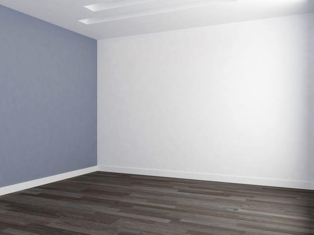Empty Kid Room