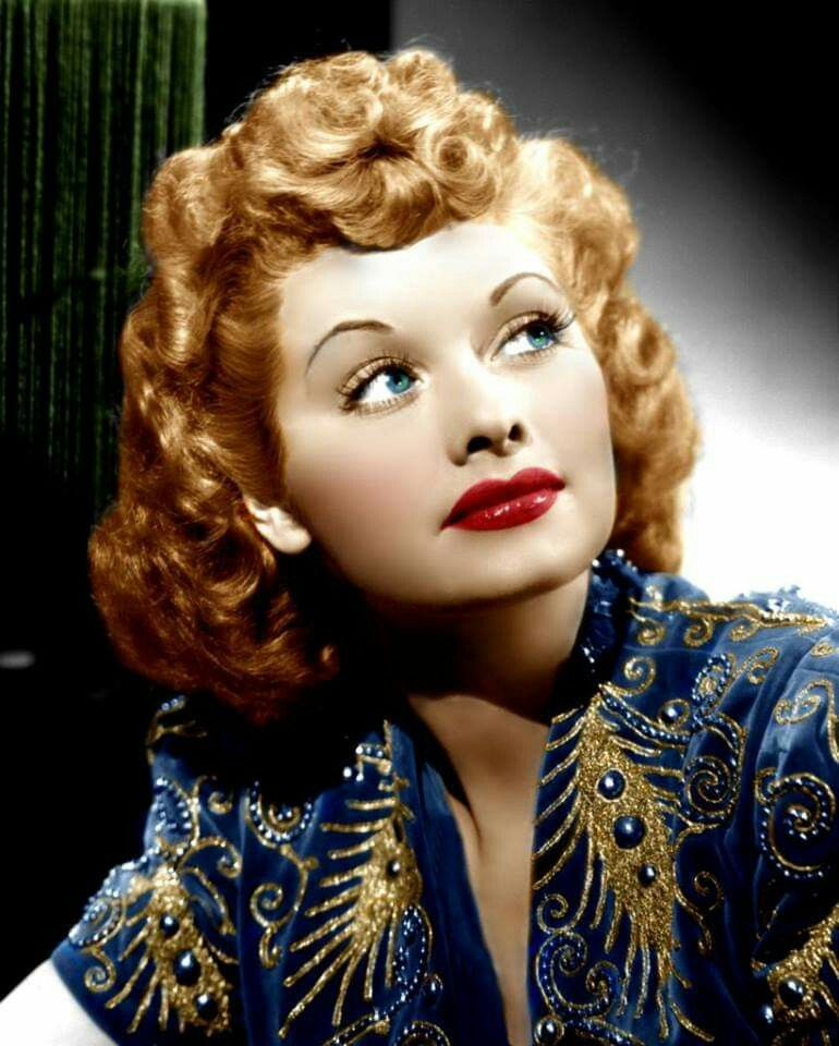 Colorized #lucilleball