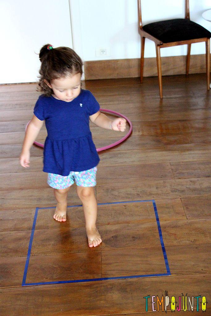 Uma Brincadeira Para Ensinar Formas Geometricas Para Os Pequenos