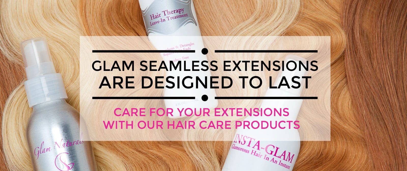 How To Care For Hair Extensions Unique Hair Care Line Specifically
