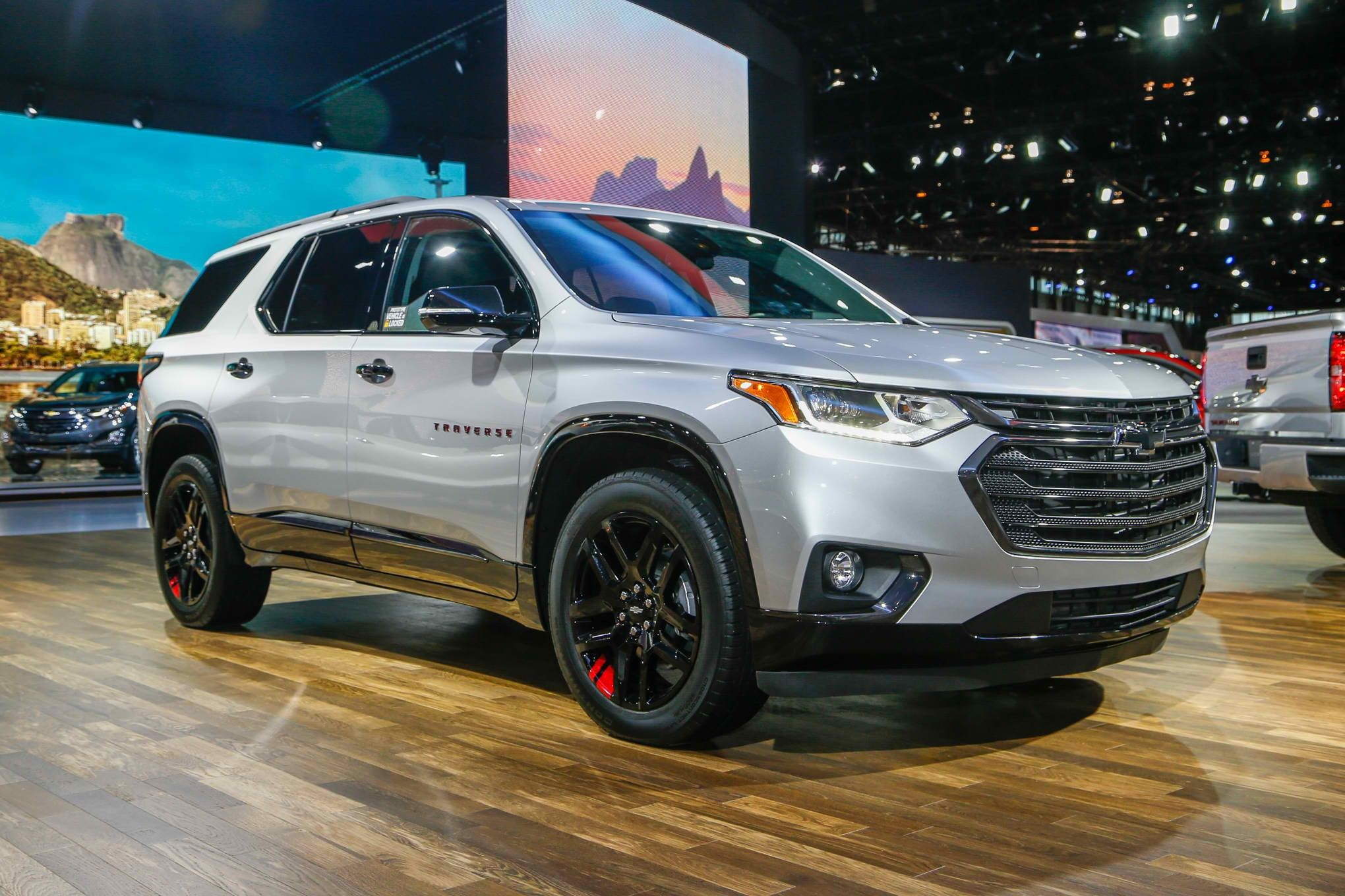 2019 Chevrolet Traverse High Country Awd Check More At Http Www New Cars Club 2017 06 30 2019 Chevrolet Traverse High Country Awd