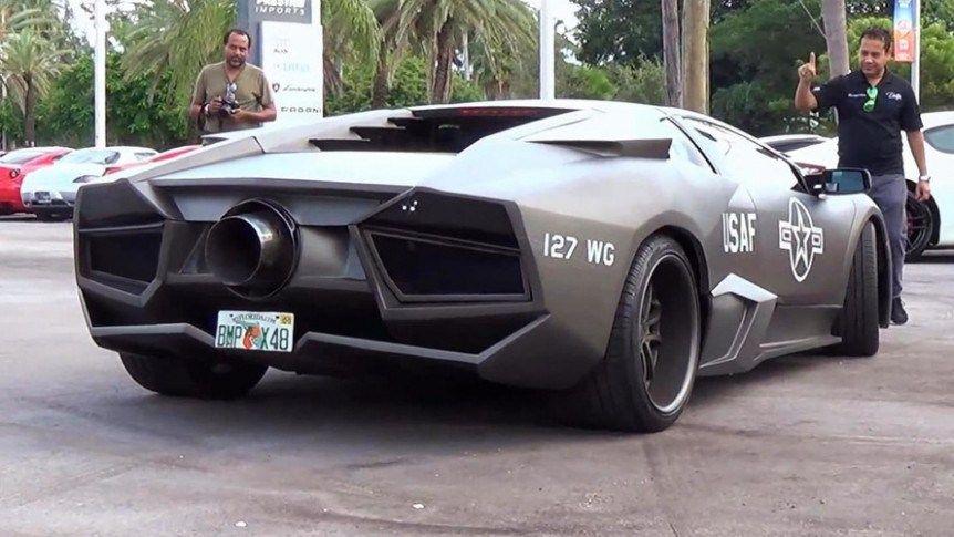 5xx Error Lamborghini Lamborghini Murcielago