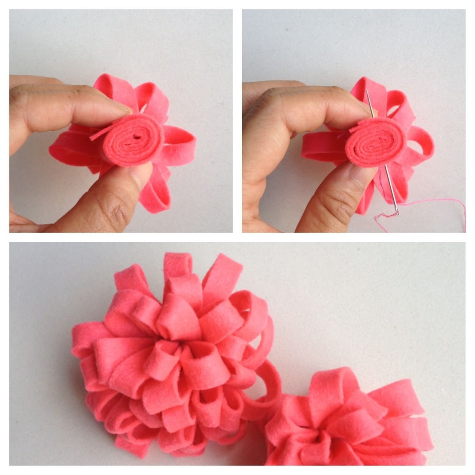 Images For U0026gt How To Make Handmade Paper Flowers Step By