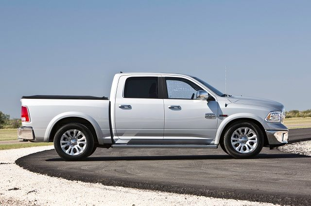 2015 Ram 1500 Ecodiesel Side Pictures And Information About The
