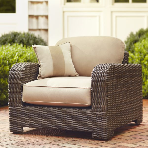 Northshore Collection - Lounge Chair | Brown jordan patio ...