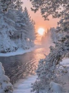 45 Best Painting Landscape Winter Snow Scenes Ideas