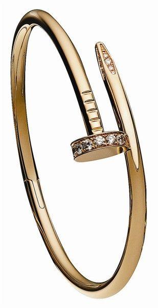 vero affare risparmia fino all'80% ottima qualità Just a nail #cartier #Juste un Clou | jewelry | Gioielli ...