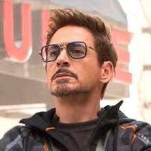 New IRON MAN 3 Matsuda TONY Steampunk Sunglasses Men Mirrored Designer  Brand Glasses Vintage Eyewear Frame Oculos Masculino(China) ae2ef7a7f6