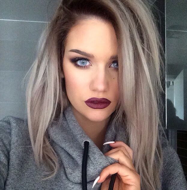 Obssessed Hair Pinterest Hair Coloring Hair Style And Makeup