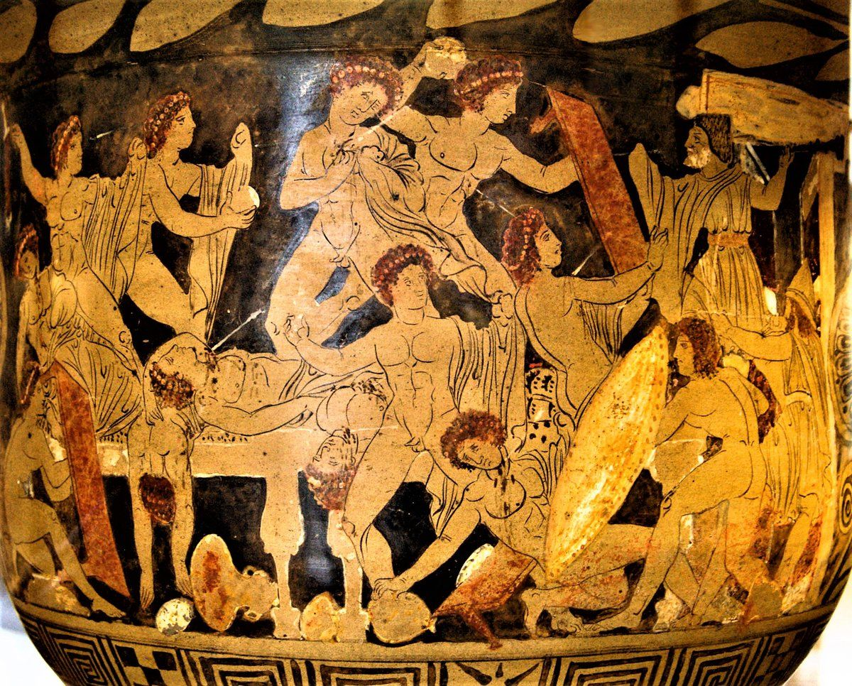 Pin Op The Iliad Homer S Famous Epic