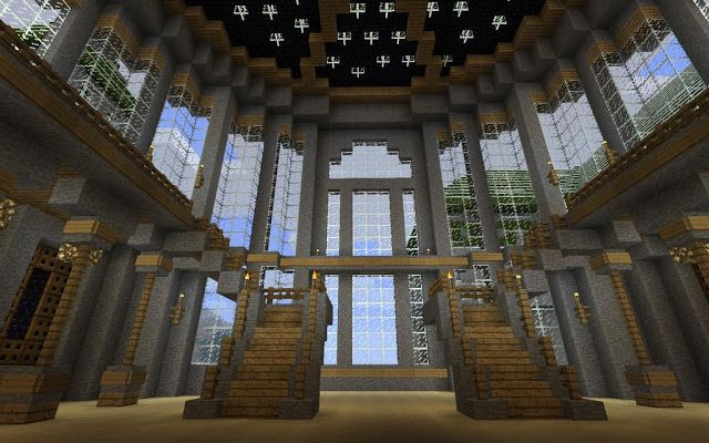 Magnificent Medieval Minecraft Castle