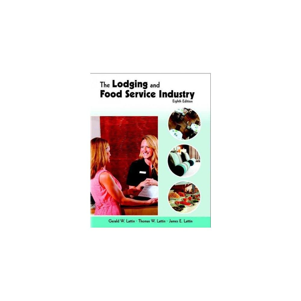 The Lodging and Food Service Industry With Answer Sheet (Ei) (Paperback)
