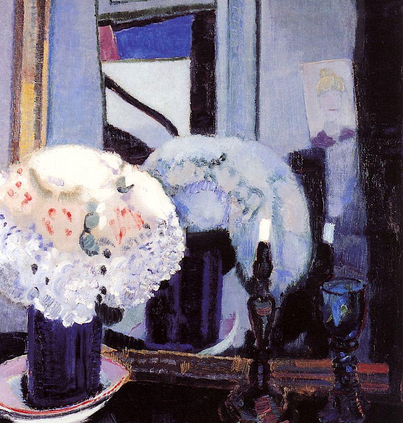 bofransson: Chapéu com flores Jan Sluyters