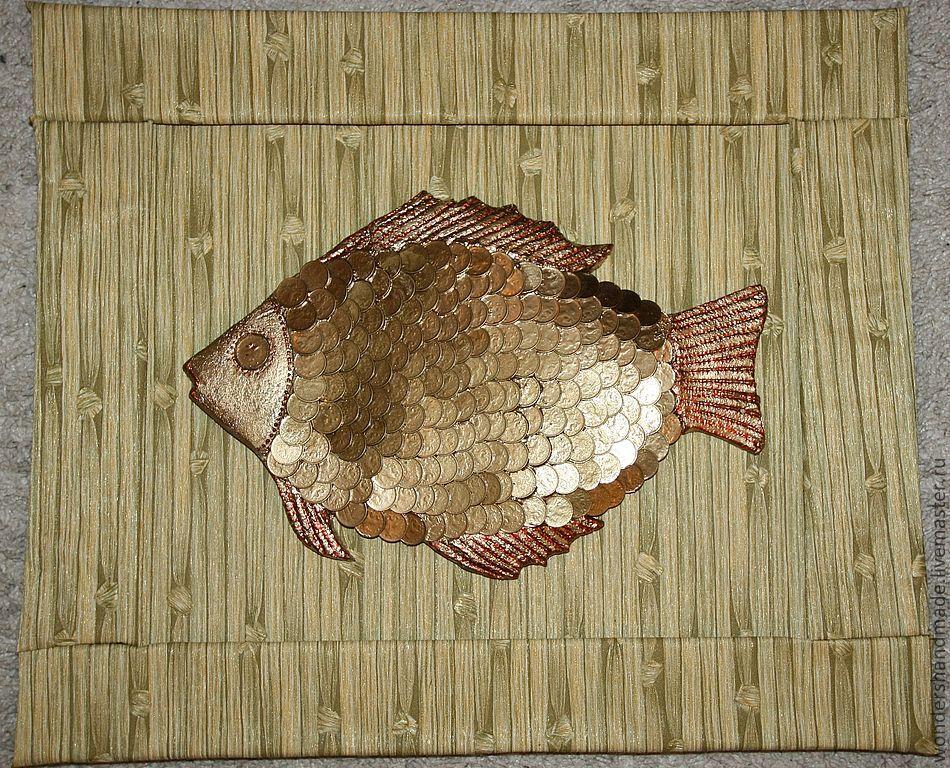 рыба моя... золотая... почти