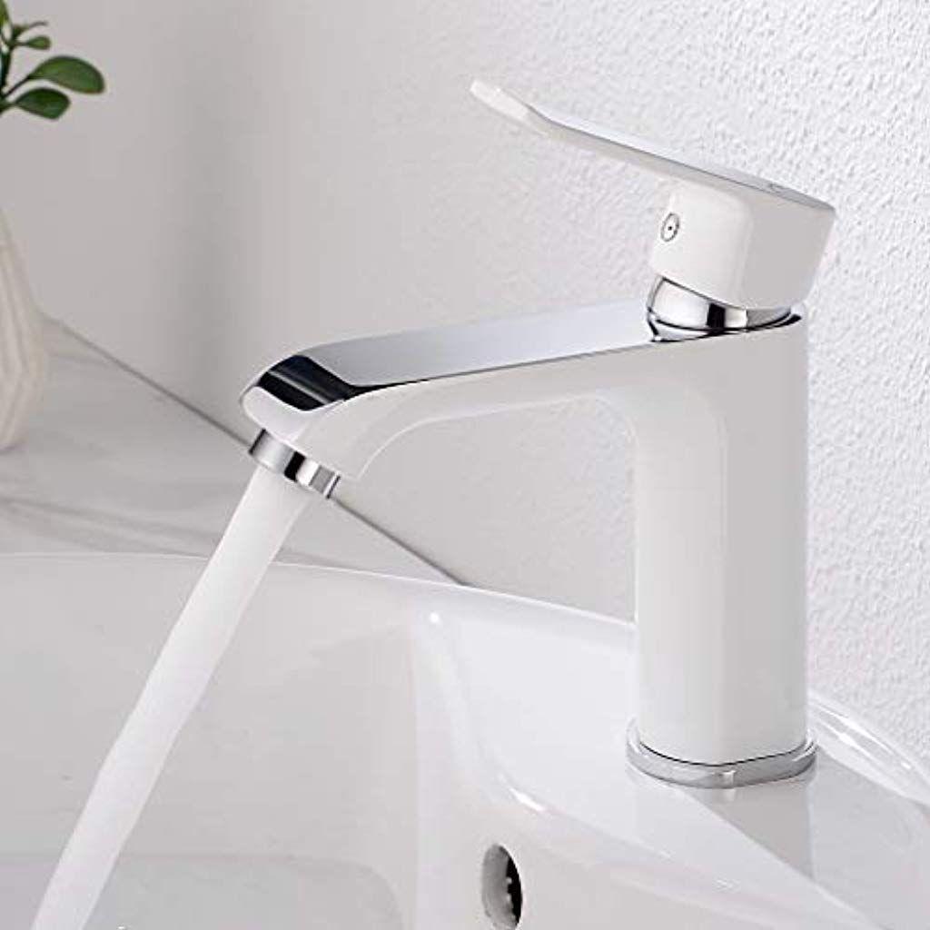 Cecipa Wasserhahn Bad Design Mit Wassersparfunktion Elegant Waschtischarmatur Einhebelmischer Mischbatterie Osmose Waschbe Bathroom Sink Taps Modern Basin Sink
