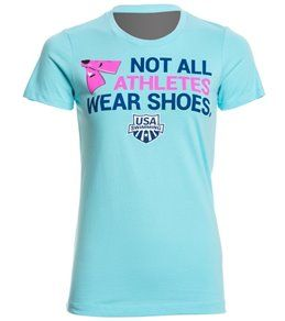 e2a5e08700851 Women's Swim Team Tees and Tanks at SwimOutlet.com | Swim stuff ...