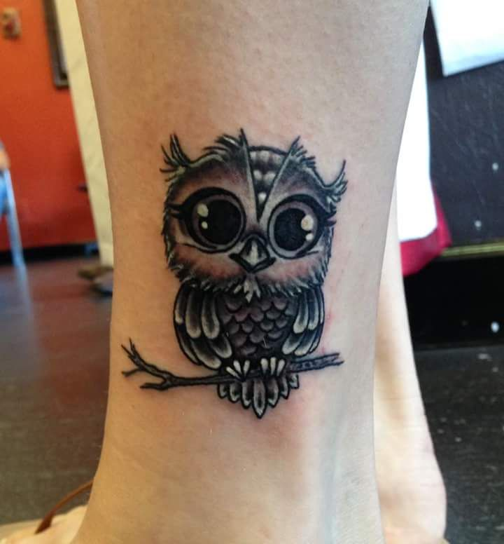 40 Edgy Owl Tattoo Design Ideas For An Enigmatic Style Owl Tattoo Owl Tattoo Design Tattoos