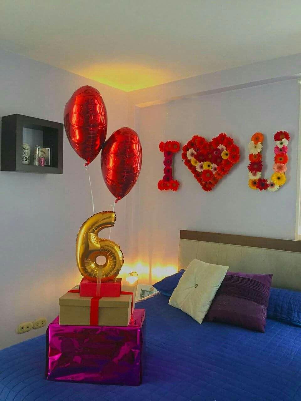 Pin de daniela bermudez en rinc n de sue os regalo for Sorpresas para aniversario