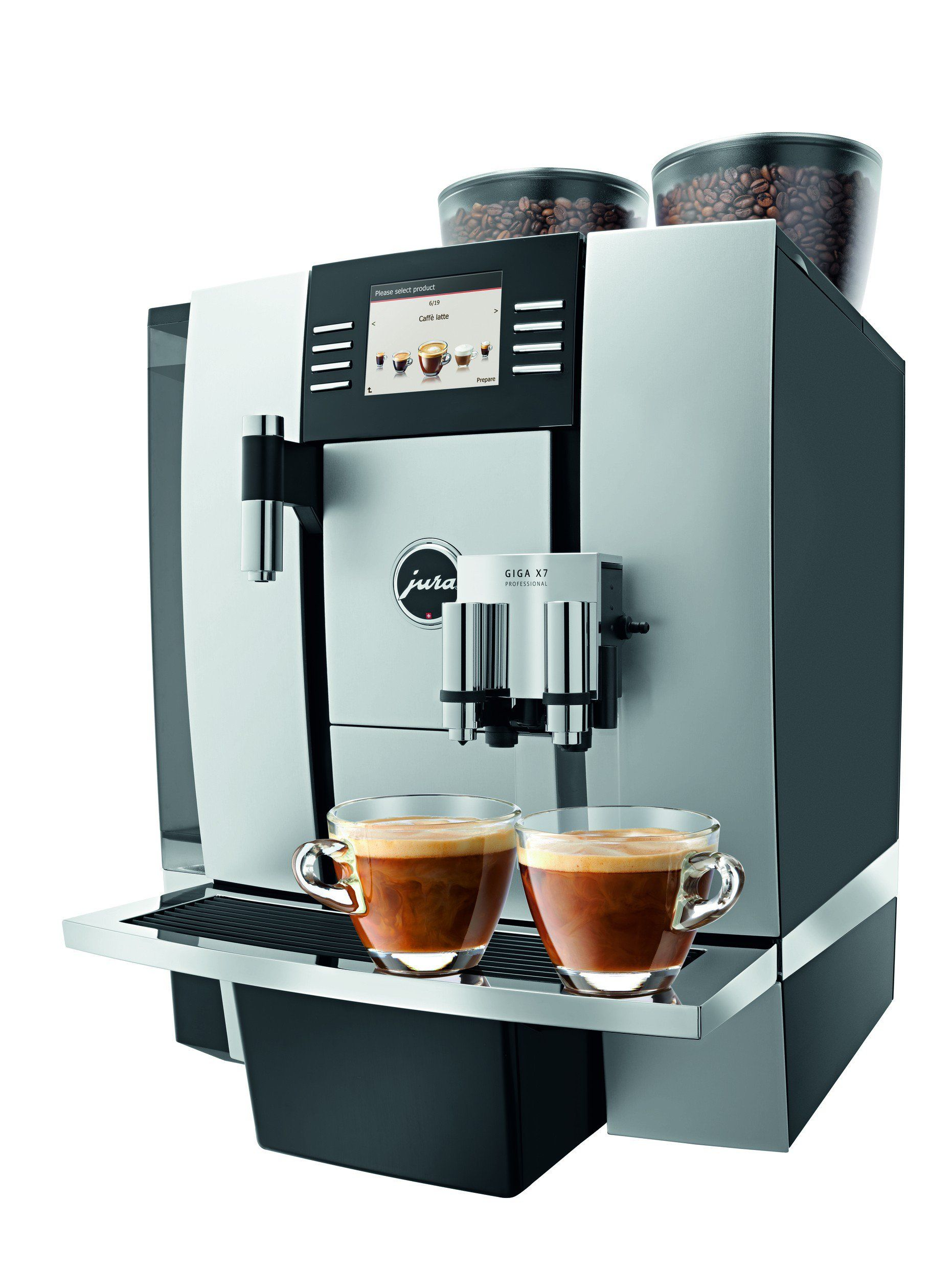 Jura GIGA X7 Professional Commercial coffee machines