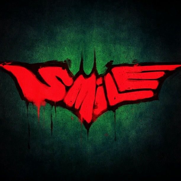Joker Bat Symbol | Batman and Co  | Batman, Batman joker tattoo
