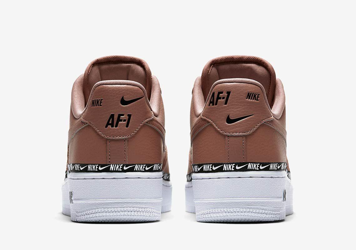 Nike Air Force 1 Ribbon Pack AH6827 201 + AH6827 002 | Dibujos