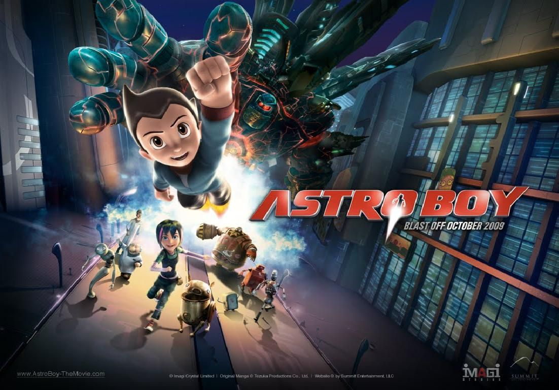 Astroboy Hd Wallpaper 999hdwallpaper Movies For Boys