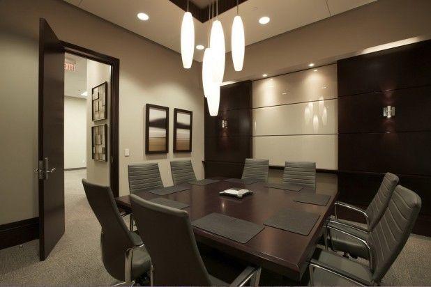 Executive Office Ceiling Design