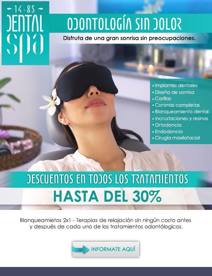#NOVOCLICK esta con #DentaSpa #Odontología #30%Descuento